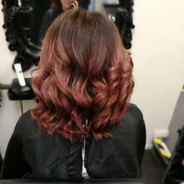 Hair colouring services in Plympton Devon