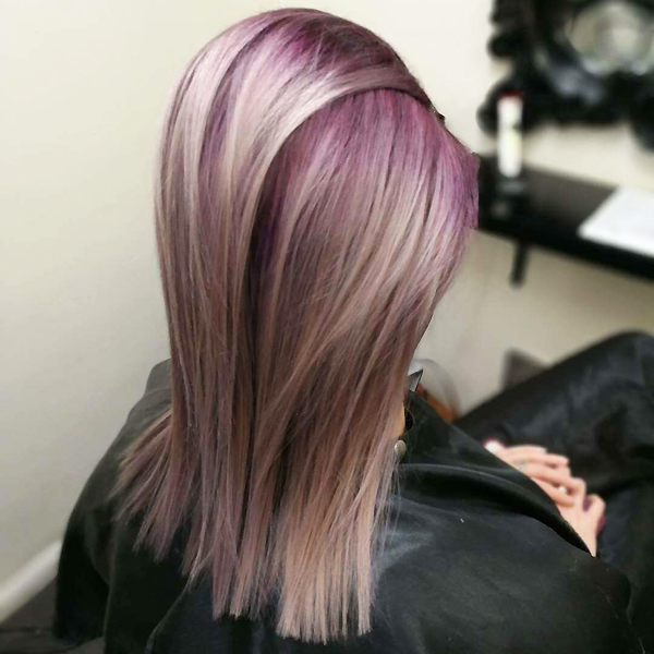 Book hair colouring in Plymouth salon
